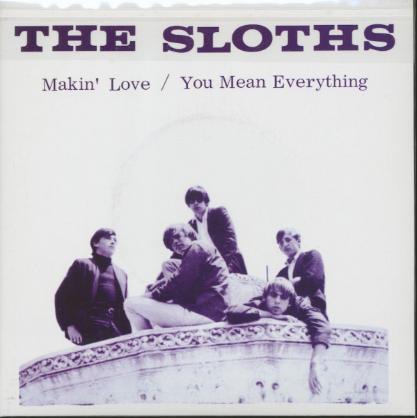 Makin' Love - You Mean Everything (7inch, 45rpm, PS)