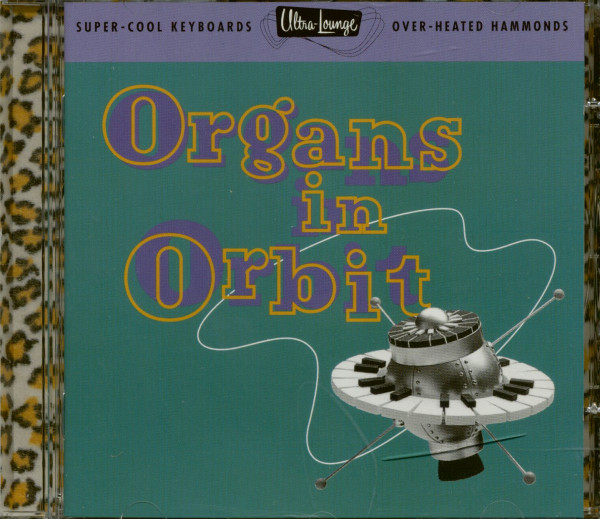 Ultra Lounge - Organs In Orbit Vol.11 (CD)