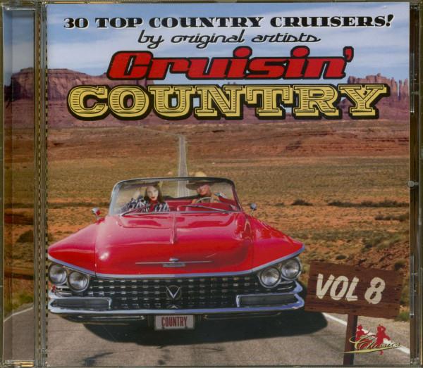 Cruisin' Country Vol.8 (CD)