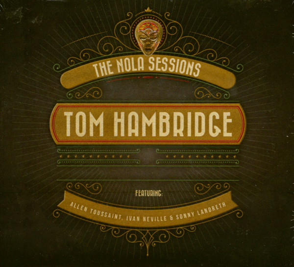 The Nola Sessions (CD)
