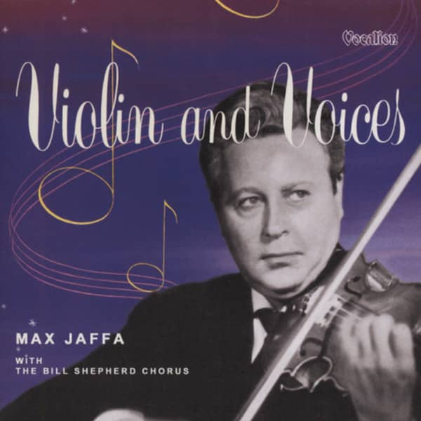 Violin And Voices...plus (1958 - 59)