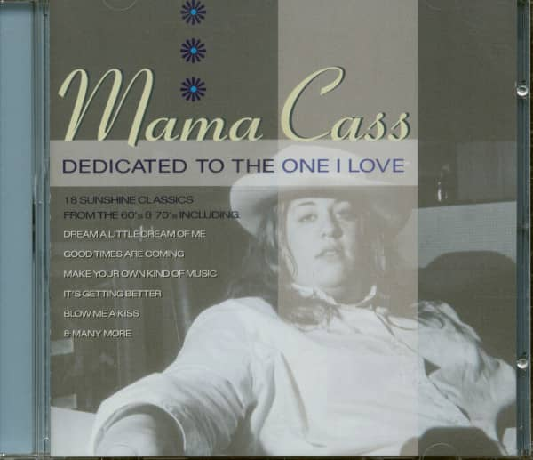 Dedicated To The One I Love (CD)