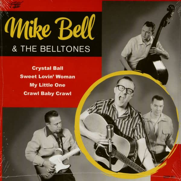 Crystal Ball (7inch, EP)