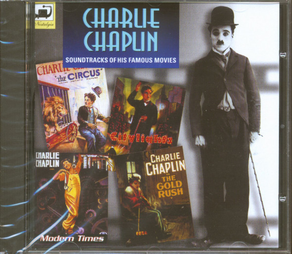 Soundtracks Of His Famous Movies (CD)