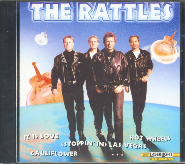 The Rattles (CD)
