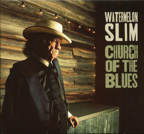 Church Of The Blues (CD)