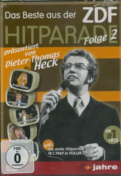 ZDF Hitparade Vol.2 - Das Beste (DVD)