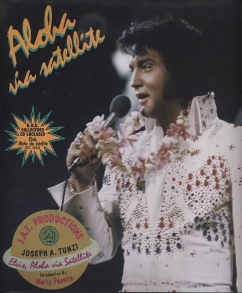 Aloha Via Satellite (Book&CD) Joseph A. Tunzi