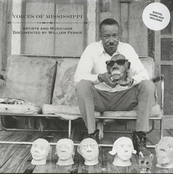 Voices Of The Mississippi (LP, 180g Vinyl)