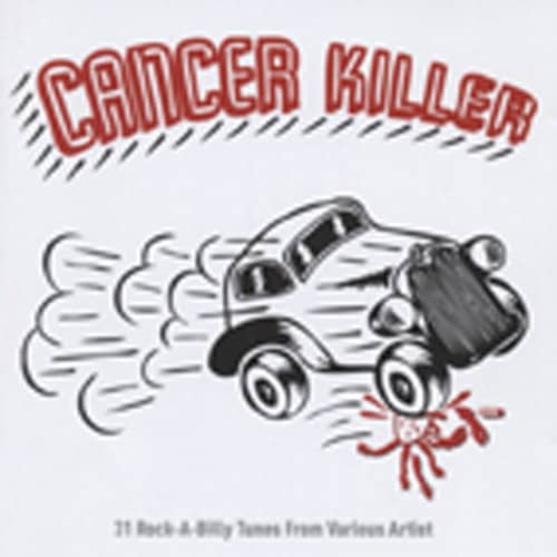 Cancer Killer - Benefit Album (2011)