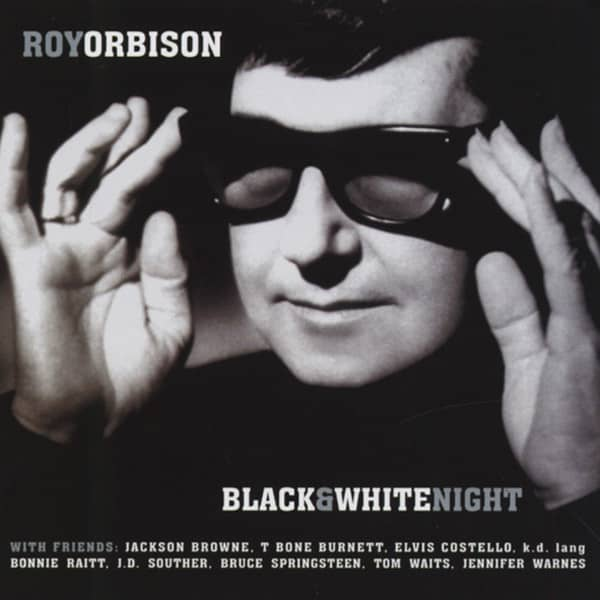 Black & White Night (CD)