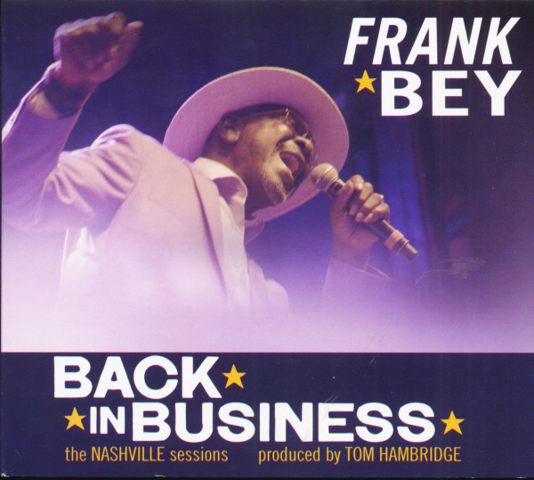 Back In Business - The Nashville Sessions (CD)