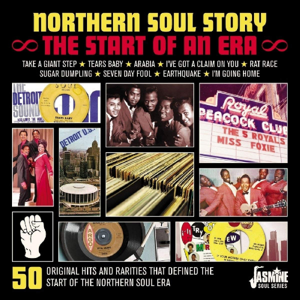 Northern Soul Story (2-CD)
