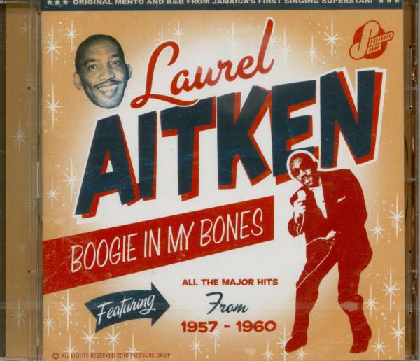 Boogie In My Bones - All Major Hits 1957-60