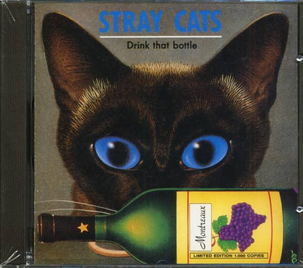 Drink That Bottle (CD, Ltd.)