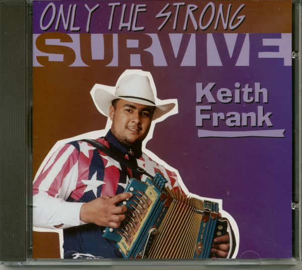 Only The Strong Survive (CD)
