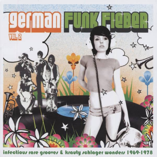 Vol.2, German Funk Fieber