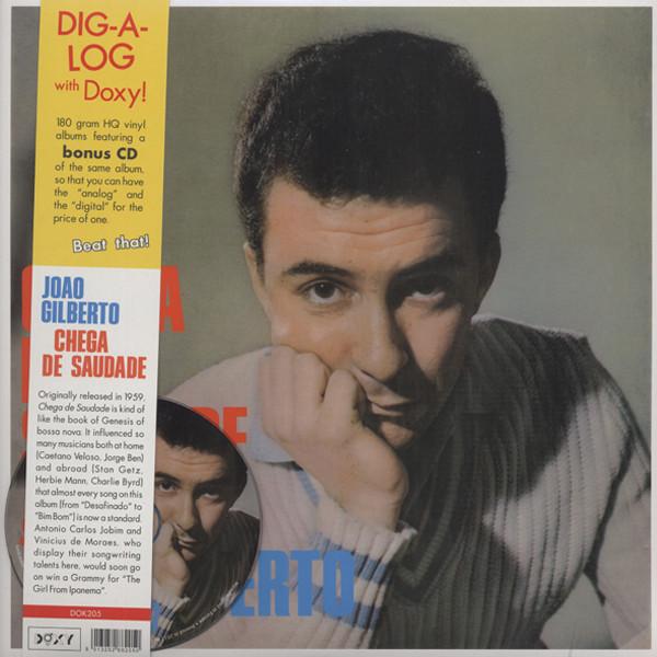 Chega De Saudade (1959) - 180gLP&CD