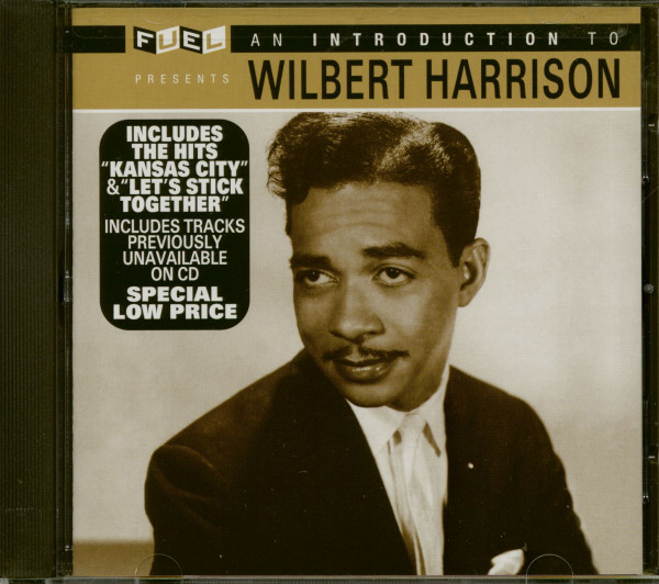 An Introduction To Wilburt Harrison (CD)