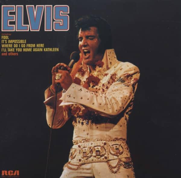 Elvis (Fool Album) - Deluxe Edition (2-CD)