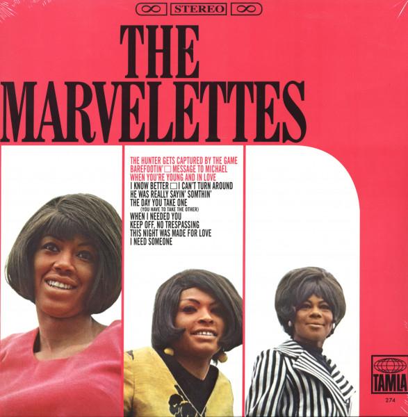 The Marvelettes (1967) - 180g Vinyl