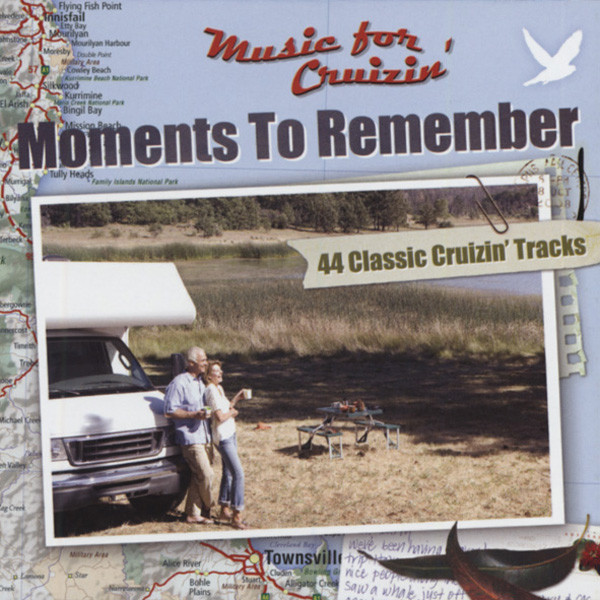 Music For Cruizin' - Moments To Remenber 2-CD