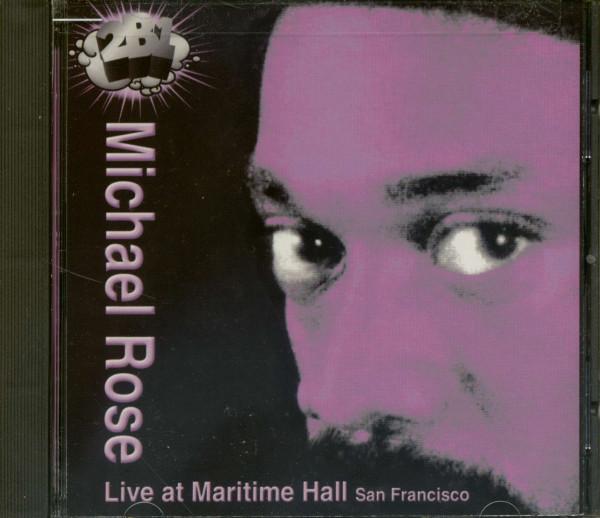 Live At Maritime Hall San Francisco (CD)