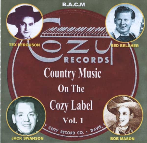 Cozy Label Vol.1