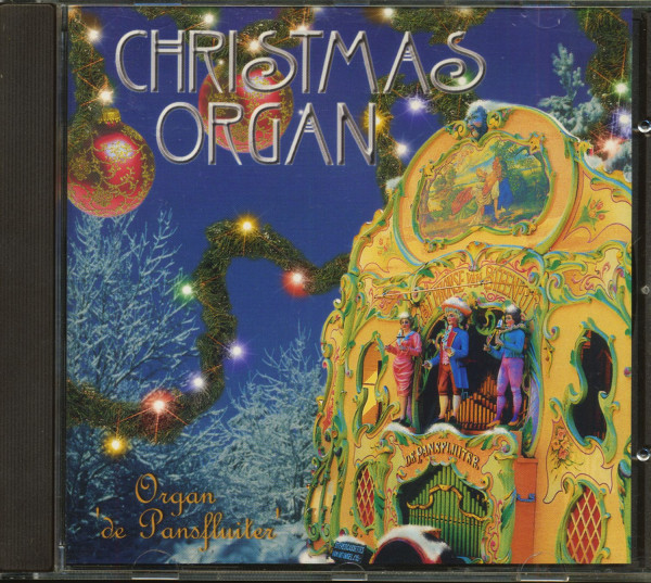 Christmas Organ (CD)