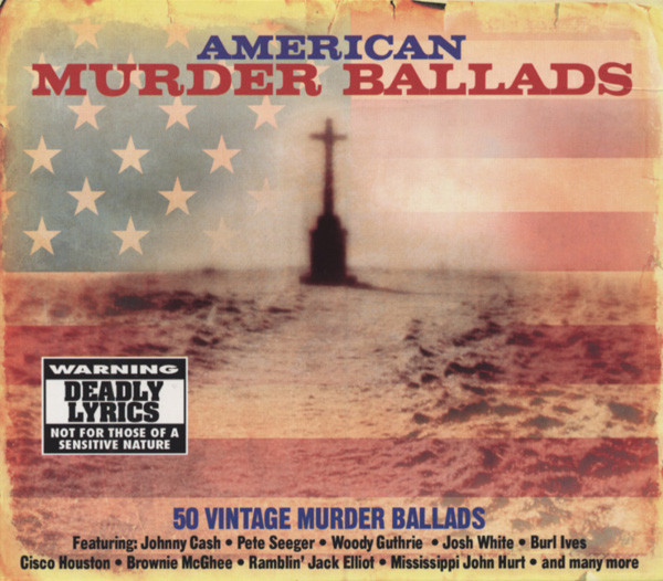 American Murder Ballads (2-CD)