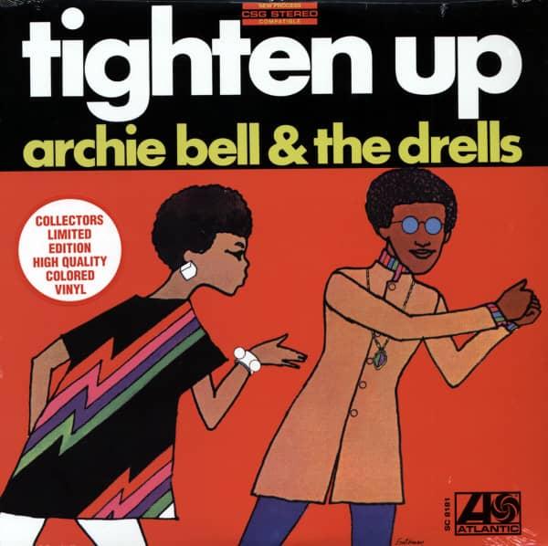 Tighten Up (Colored Vinyl)