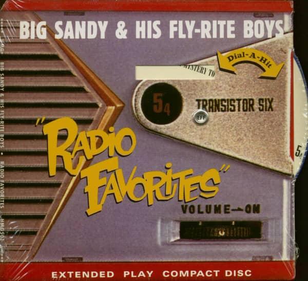 Radio Favorites (CD)