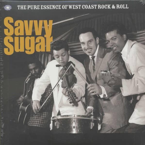 Savvy Sugar (2-LP)