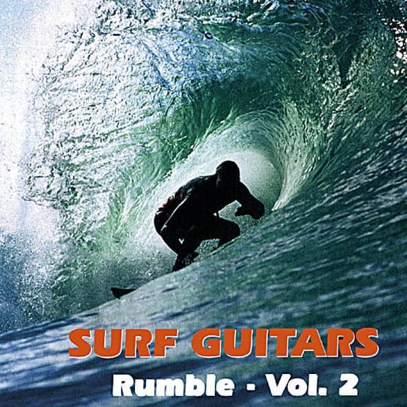 Vol.2, Surf Guitar Rumble