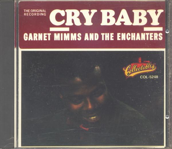 Garnet Mimms & The Enchanters - Cry Baby (CD)