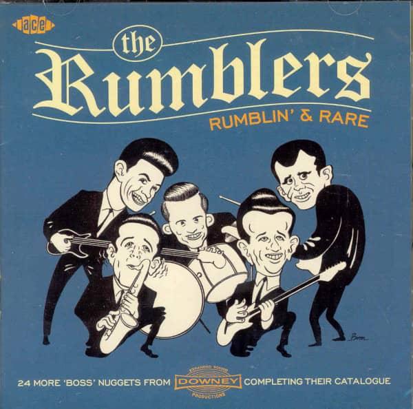 Rumblin' & Rare