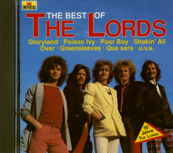 The Best Of The Lords (CD)