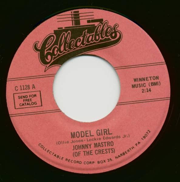 Model Girl - We´ve Got To Tell Them (7inch, 45rpm)