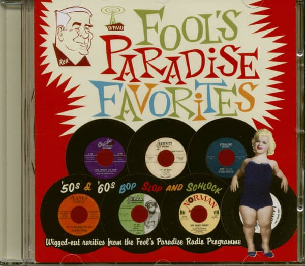 Fool's Paradise Favorites (CD)