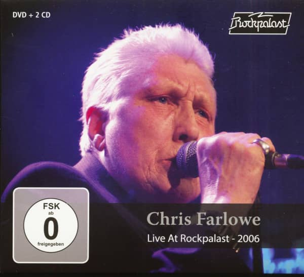 Live At Rockpalast - 2006 (2-CD & DVD)