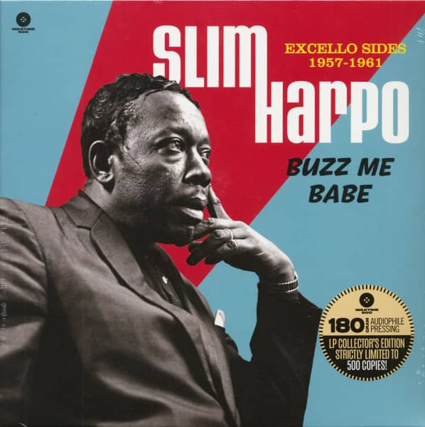 Buzz Me Babe - Excello Sides 1957-1961 (LP, 180g, Ltd.)