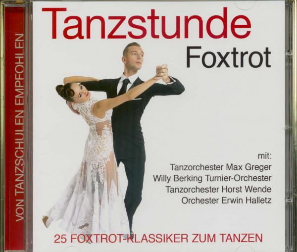 Tanzstunde - Foxtrott (CD)