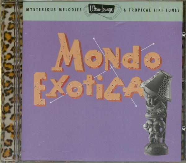 Ultra Lounge Vol.1 - Mondo Exotica (CD)