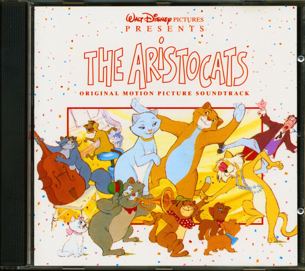 The Aristocats - Original Motion Picture Soundtrack (CD)