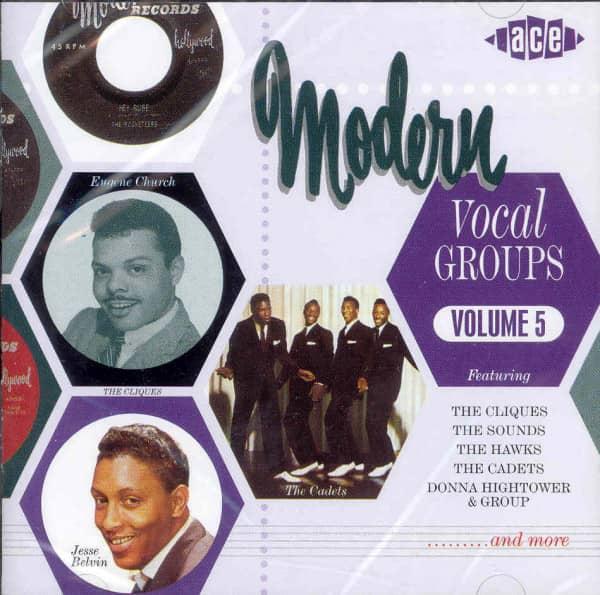 Vol.5, Modern Vocal Groups