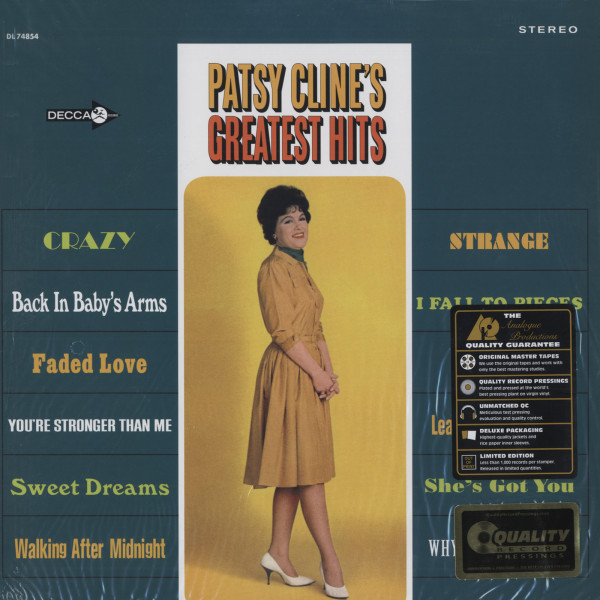 Greatest Hits (200g Vinyl)