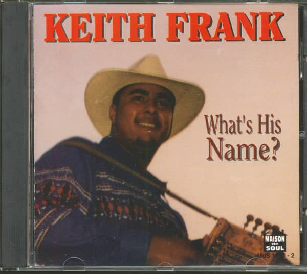 What's His Name? (CD)