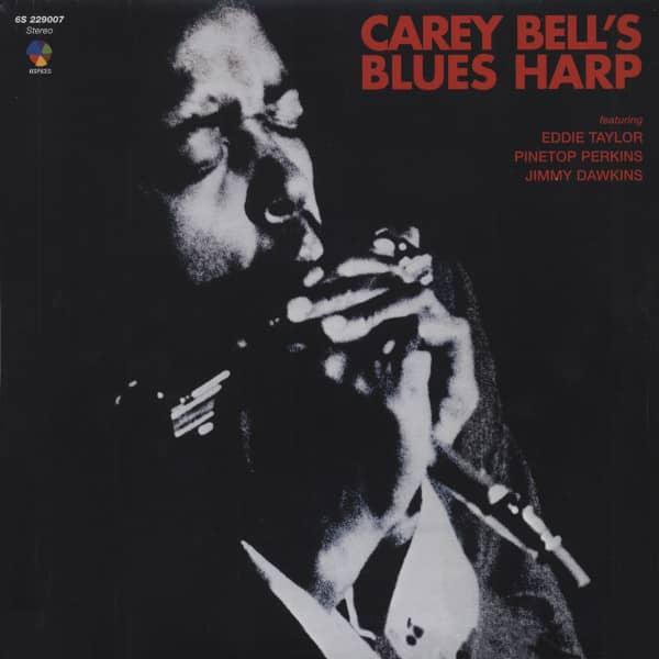 Carey Bell's Blues Harp