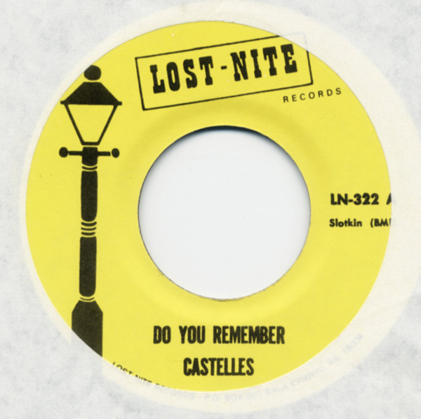 Do You Remember b-w And You Just Can't Go Through Life Alone 7inch, 45rpm