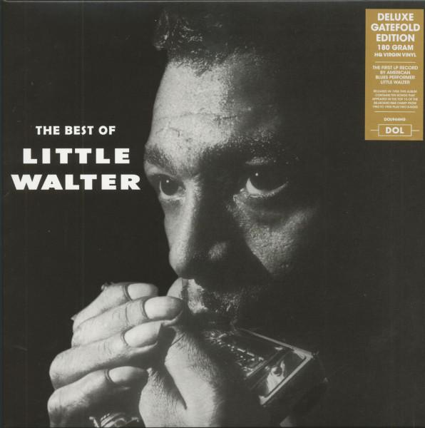The Best Of Little Walter (LP, 180g Vinyl)